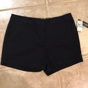 """Navy Shorts - 14"""" - size 12 by Land and Sea"""